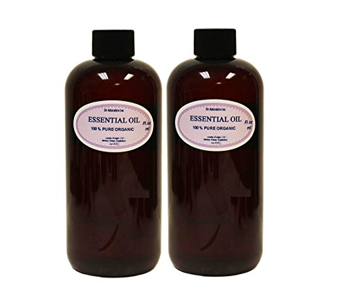 Geranium Essential Oil 100% Pure 32 Oz