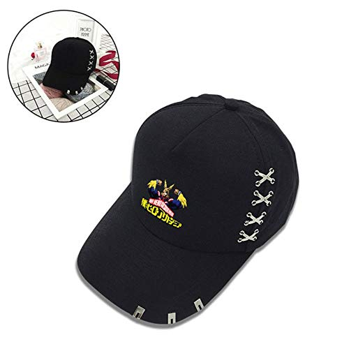 Preisvergleich Produktbild Maneray Baseball Cap,  My Hero Academia Unisex Baseball Kappen,  Baseball Mützen für Draussen Sport oder auf Reisen