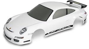 Carson 500800059-1: 10carrocería Porsche 911GT3Adornos, Color Blanco