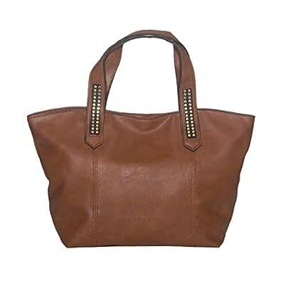 Caprese Agatha Women's Tote Bag (Saddle Tan)