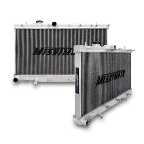 Mishimoto MMRAD-WRX-01 Performance Aluminum Radiator Test