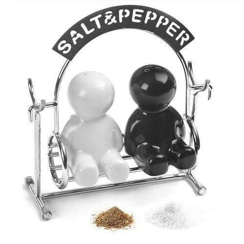 balvi Salz- und Pfefferstreuer Hollywoodschaukel, 25006 (Essen Streuer)