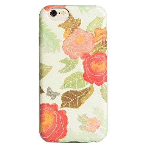 Agent 18 IA112FX-241 Flex Shield Pastel Flowers Case für Apple iPhone 6 Agent 18 Shield Iphone
