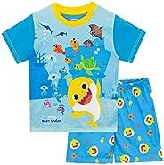 Baby Shark Pijamas para Niños
