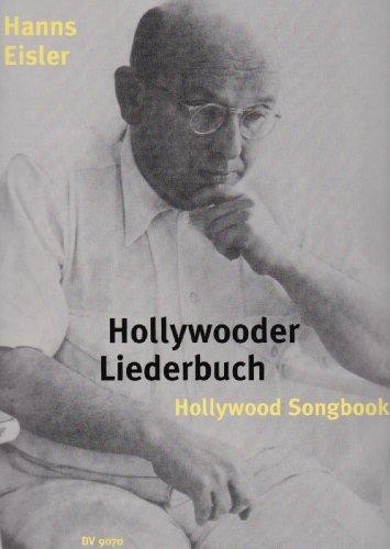 Preisvergleich Produktbild Hollywooder Liederbuch für Singstimme und Klavier (DV 9070)