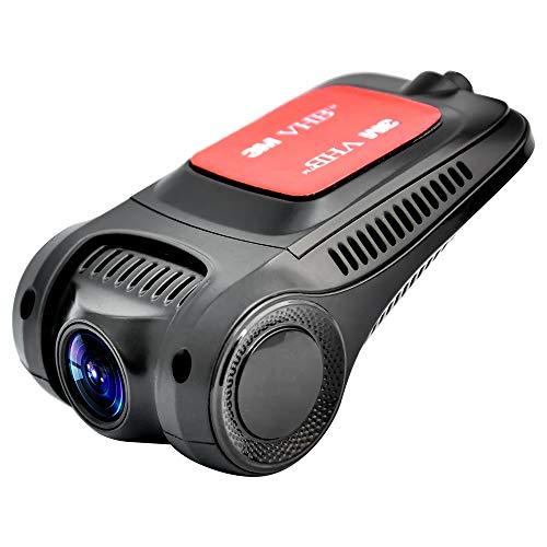 ZMM Cámara de Sprint Oculta Coche 170 Grados 1080p HD WiFi WDR...