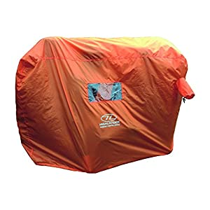 41 nHi1t3aL. SS300  - Highlander    Outdoor Emergency Survival Shelter available in Orange - 2-3 Persons