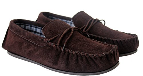 Sleepers  Slippers, Chaussons homme DR BROWN ------245B