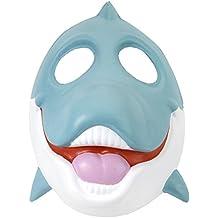 Wild Republic - Grinimals, máscara careta de delfín para niños y adultos (14285)