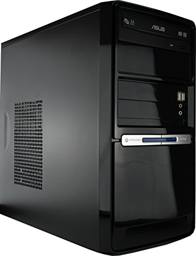 SNOGARD Allround / Multimedia COMPUTER | AMD A10 4x 3.5GHz Bristol Ridge | 8GB DDR4 | 1000GB S-ATA III HDD | AMD Radeon R7 | USB3 | ASUS Mainboard | Dual Layer DVD-Brenner | Office-PC Desktop Computer
