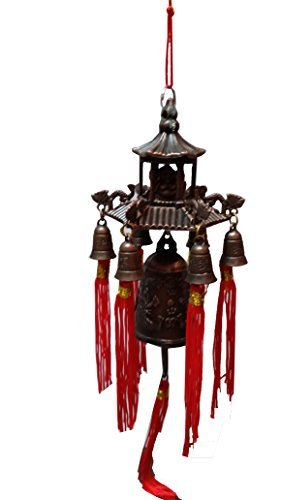 striking-tibetan-lucky-buddha-in-pagoda-dragon-wind-bell-with-coins-and-mystic-knot-for-luck-strengt