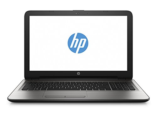 HP 15-bg001AX 15.6-inch Laptop (6th Gen A8-7410/4GB/1TB/Dos/2GB Graphics), Turbo Silver