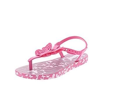 IPANEMA - CHARM SANDAL IV KIDS 81716 - pink white, Size: 34-35