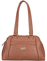 Beanskart® Women's Double Strap PU Handbag