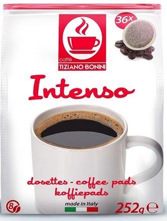 SENSEO Kaffeepads - Sorte: INTENSO - 360 Stück (10 Pack à 36 Pads) Kompatible Kaffeepads von...