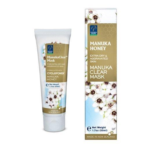 Manuka Clear Maske - trockene Haut - Dry Skin - Manuka Health - 50ml