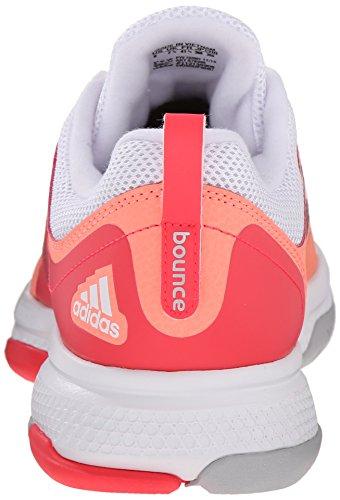 Adidas Performance Barricade Classique Bounce W Training Chaussures, soleil Glow Jaune / Argent mét Sun Glow Yellow/Metallic Silver/Shock Red