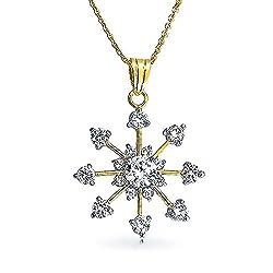Bling Jewelry CZ Copo de...