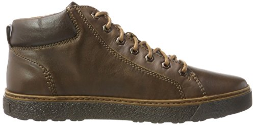 Camel Active Cricket 13, Baskets Montantes Homme Marron (Brandy/mocca)
