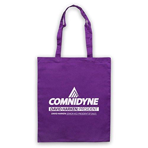 Inspire par Horrible Bosses Comnidyne Officieux Sac d'emballage Violet