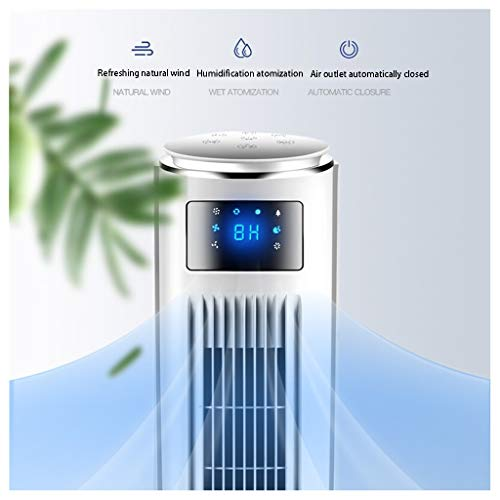 41 nP4622OL. SS500  - FHDF Air Conditioning Fan Evaporative Cooling Tower Single Cold Electric Water Home Silent Cooler Remote Control Mobile Fan