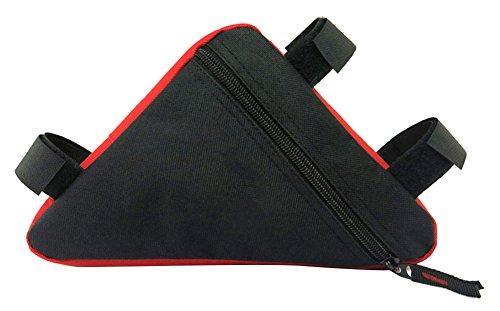Blue Vessel Dreieck Radfahren Bike Fahrrad Vorderrohr Frame Bag Tasche Halter Sattel Pannier a