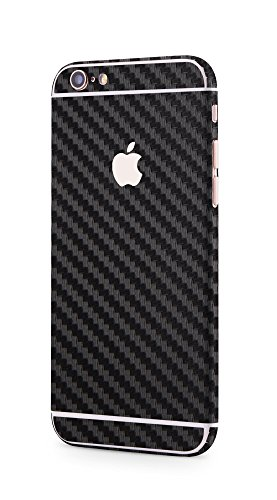 PRIME DAY SPECIAL Apple iPhone 6s, iPhone 6 rundum Schutzfolie Shining Carbon...