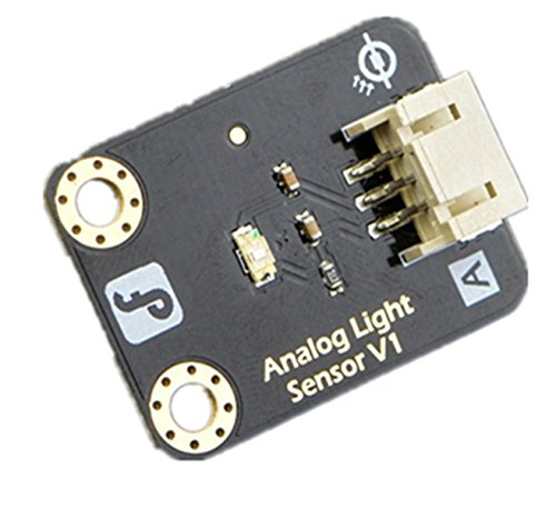 DF Analog Light Sensor LX1972/Can be Used in The Lighting Control, Screen Backlight Control/Near Human Eye Spectral Response and Very Low IR Sensitivity