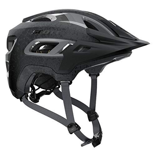 Scott Stego MTB Fahrrad Helm grau 2019: Größe: M (55-59cm)