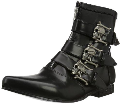 Demonia BROGUE-06 EU-BROGUE-06/B/NPU - Zapatos con cordones para...