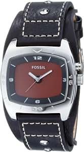 Fossil End of Season Kaleido Analog Brown Dial Men's Watch - AM3696