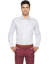 Van Heusen Men's Printed Slim Fit Formal Shirt
