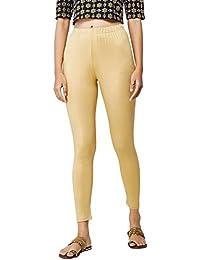 1594c0f006529 global desi Women's Leggings Online: Buy global desi Women's ...
