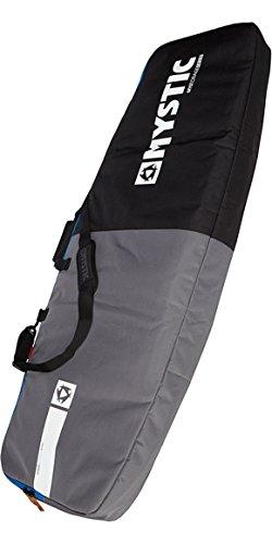 Mystic Star Kite/Wave Double Board Bag Black/Silver 140545 Bag Size - 1.35 M