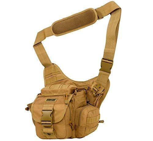 Seibertron moto Jumbo Versipack multifunzionale tattico Messenger Bag cach