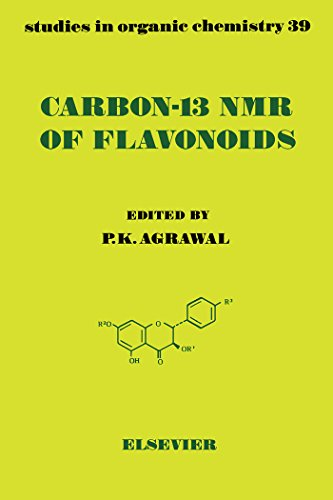 Carbon-13 NMR of Flavonoids (Studies in Organic Chemistry Book 39) (English Edition)