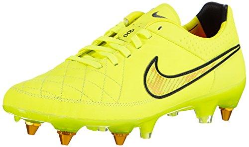 Nike Tiempo Legend V SG-PRO, Unisex-Erwachsene Fußballschuhe, Gelb (Volt/Volt-Hyper Punch-Black 770), 40...