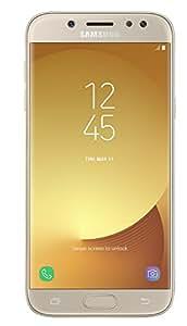 Samsung Galaxy J5 (2017) 16GB SIM-Free Smartphone - Gold (SM-J530F)