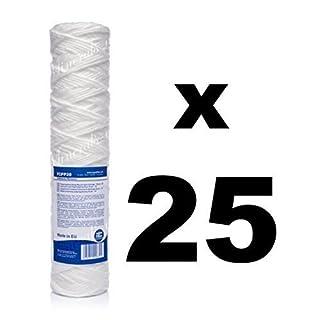 25 x 20 micron sediment filter string-wound 10