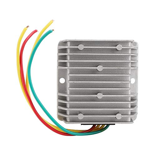 Power Regulator - Stoßfester DC Power Regulator Staubdichter wasserdichter 8~40V bis 12V Regler fürs Auto -