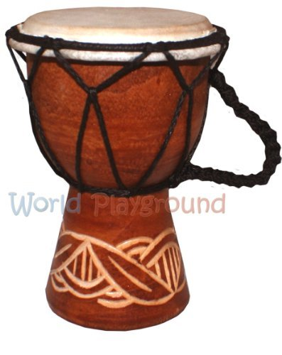 carved-djembe-drum-fair-trade-west-african-drum-height-20cm