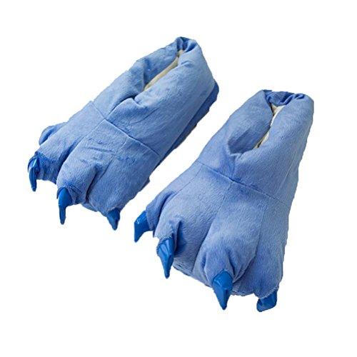 Vogstyle Pantofole Peluche Pistone Caldo/Kigurumi Pigiami e Camicie da Notte Stile-3 Giallo