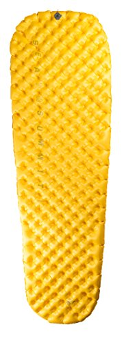 Sea to Summit - Ultralight Mat, Color Yellow, Talla 198 x 64 cm