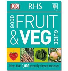 RHS Good Fruit and Veg Guide (Hardback)