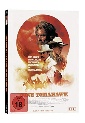 Bone Tomahawk - Mediabook - Cover C - Limited Edition auf 300 Stück  (+ DVD) [Blu-ray]