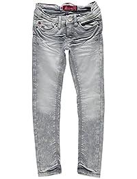 Blue Rebel - Jean - Fille gris gris