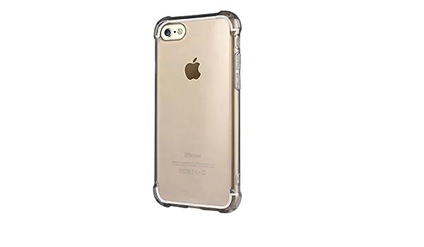Green Water per Apple iPhone 7 Plus//iPhone 8 Plus 5.5 Custodia Cover Silicone Cristallo Morbido TPU Case Nero Trasparente Marche Popolari