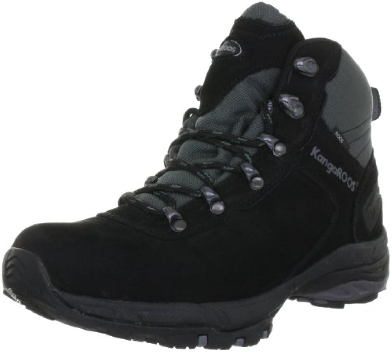 KangaROOS Mont 3171A/502 - Zapatillas de senderismo de cuero unisex  -