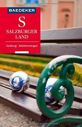 Baedeker Reiseführer Salzburger Land, Salzburg, Salzkammergut: mit praktischer Karte EASY ZIP