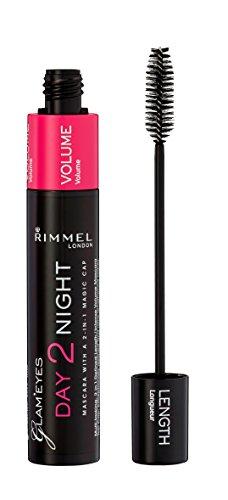 Rimmel Glam Eyes Day 2 Night Mascara - 001 Black/ Noir